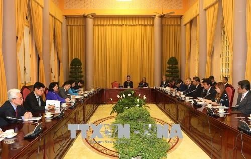 Vice President urges Fukuoka to increase investment in Vietnam - ảnh 1