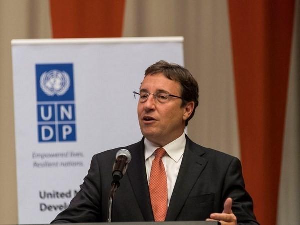 UNDP Administrator Achim Steiner visits Vietnam - ảnh 1