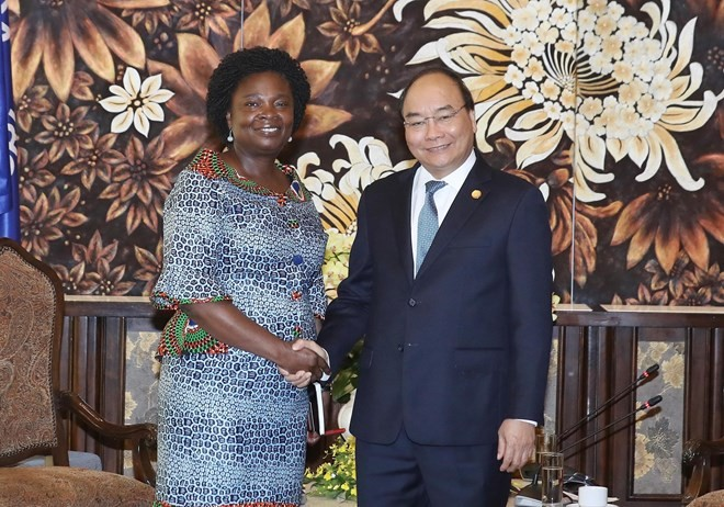 PM calls for more financial, technical support from WB, ADB - ảnh 1