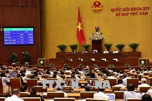 Presidential Office announces order to promulgate seven laws - ảnh 1