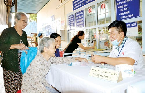 Health sector aims to improve treatment quality - ảnh 1