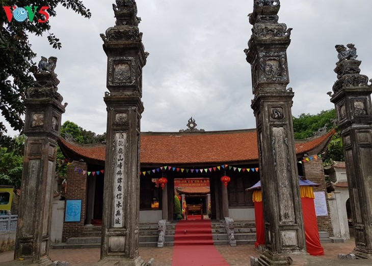 Chem communal house, a special national relic - ảnh 2