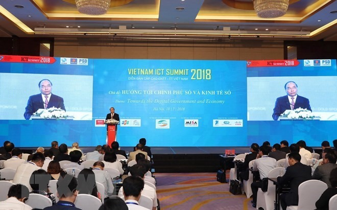 Industry 4.0 requires Government to change itself: PM - ảnh 1