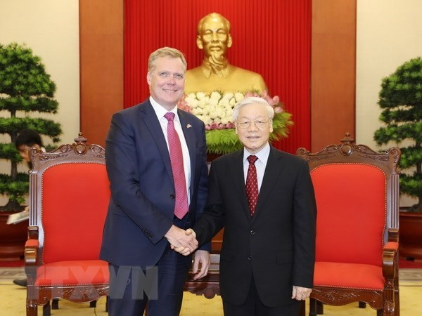 Vietnam treasures ties with Australia: Party official - ảnh 1