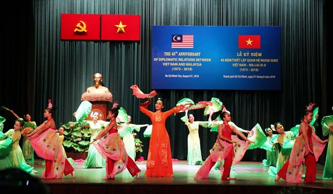 HCM City celebrates 45 years of Vietnam-Malaysia relations - ảnh 1