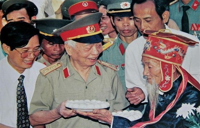 Quang Binh to pay tribute to General Vo Nguyen Giap in August - ảnh 1