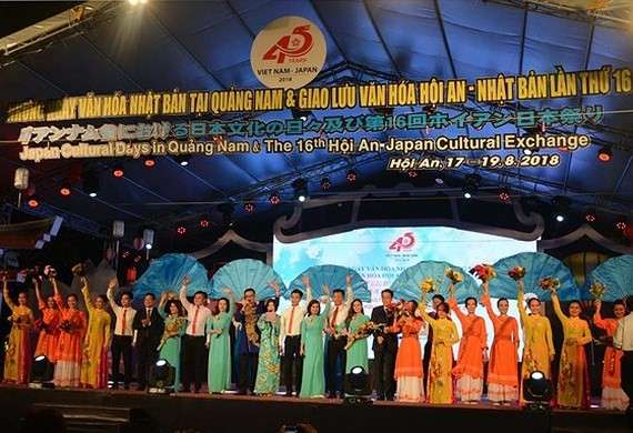 Japanese cultural days open in Quang Nam - ảnh 1