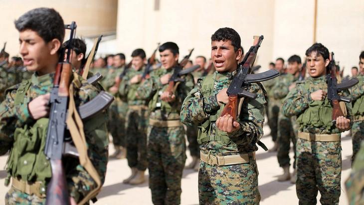 US to end fund on Syria stabilization initiative - ảnh 1