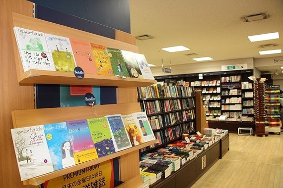 First-ever Vietnamese book stall in Japan opens - ảnh 1