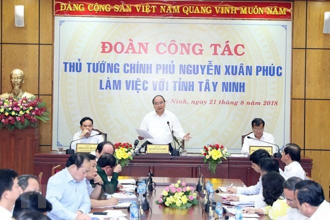 Tay Ninh should become high-quality agricultural hub: PM - ảnh 1