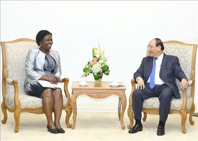 PM calls for more non-refundable aid from World Bank - ảnh 1