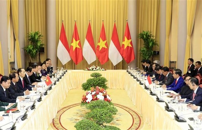 Vietnam, Indonesia look to lift two-way trade to 10 billion USD - ảnh 1