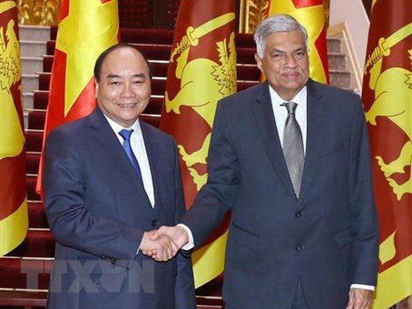 Vietnam, Sri Lanka aim to bring trade to 1 billion USD - ảnh 1