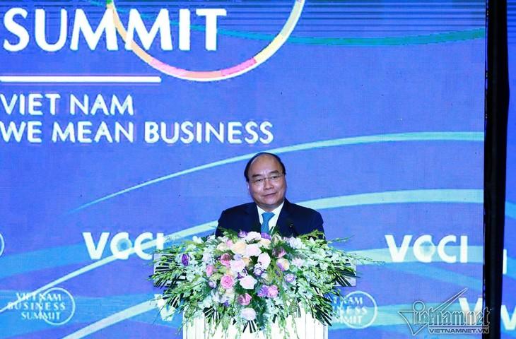 Vietnam Business Summit opens - ảnh 1