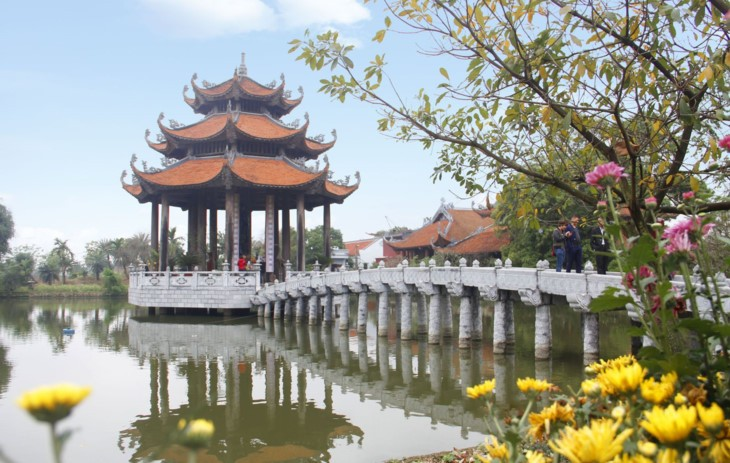 Nom pagoda typifies Vietnamese culture - ảnh 2