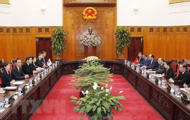 Vietnam, RoK strengthen ties - ảnh 1