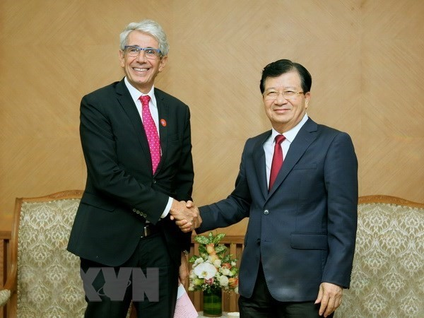 Vietnam welcomes cooperation with France - ảnh 1