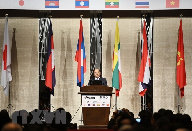 PM urges Japanese enterprises to increase investment in Vietnam - ảnh 1