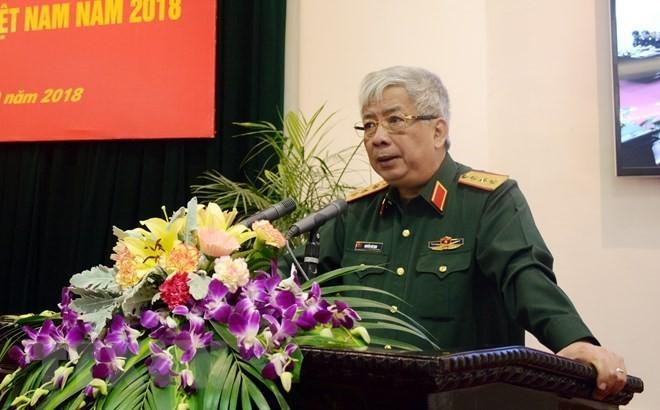 Seminar discusses Vietnam's White Book of Defense 2018 - ảnh 1