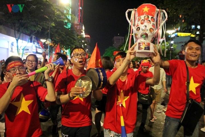 Vietnam enter 2018 AFF Cup finals - ảnh 2