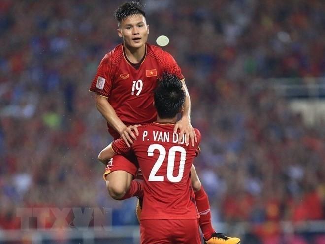 Vietnam enter 2018 AFF Cup finals - ảnh 1