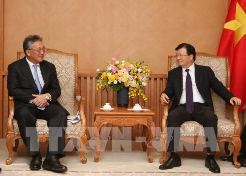 Deputy Prime Minister: Vietnam treasures economic ties with Japan - ảnh 1