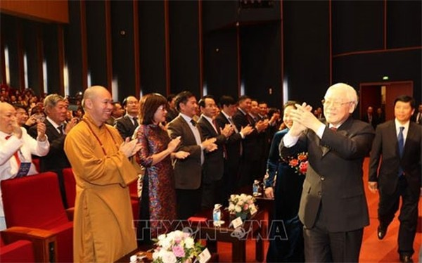 Overseas Vietnamese mobilized to contribute to national growth - ảnh 1