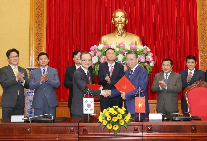 Vietnam, RoK enhance cooperation in cross-border crime prevention - ảnh 1