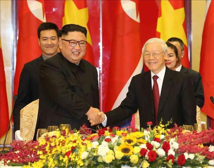 Vietnam, DPRK pledge to foster bilateral ties - ảnh 1