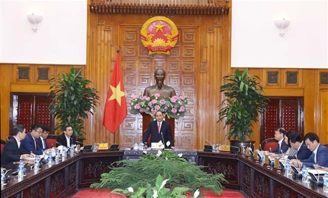 Auto industry crucial to Vietnam's industrial development: PM - ảnh 1