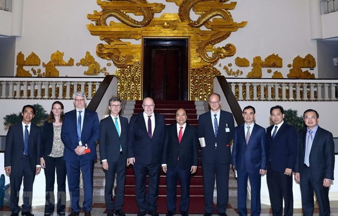 PM: Vietnam looks to expand cooperation with Germany - ảnh 1