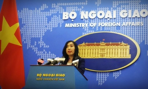 China's recent activities in Hoang Sa violate Vietnam's sovereignty: spokeswoman - ảnh 1