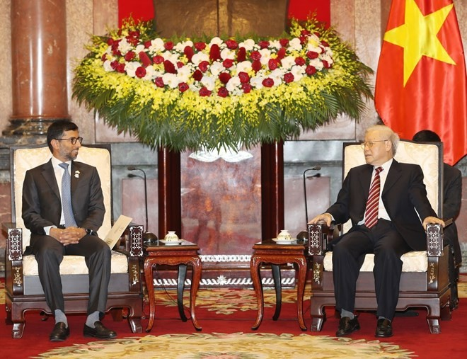 Vietnam, UAE have potential for long-term cooperation - ảnh 1