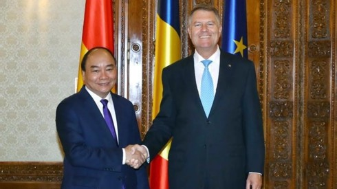 Vietnam expands ties with Romania, Czech Republic - ảnh 1