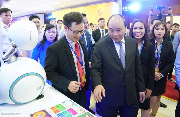 First national forum on Vietnamese tech firms opens in Hanoi - ảnh 1