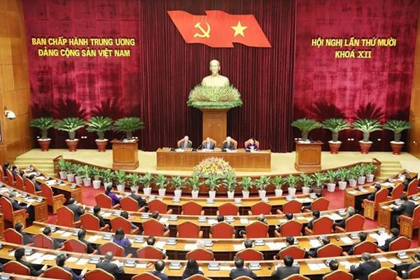 Implementation of Party platform on national construction progresses - ảnh 1