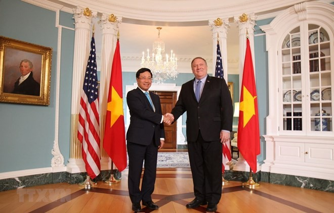 Vietnam values relations with US: Deputy PM - ảnh 1