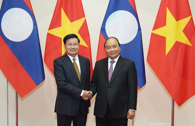 Vietnam, Laos further trade cooperation - ảnh 1