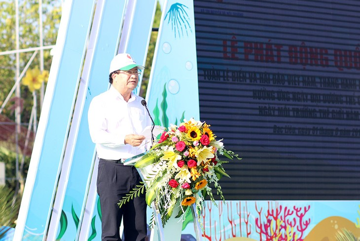 Vietnam sea and island week launched in Bac Lieu - ảnh 1