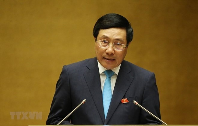 Vietnam resolutely protects its sovereignty and independence - ảnh 1