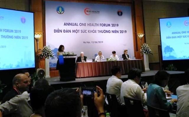 Annual One Health Forum 2019 - ảnh 1