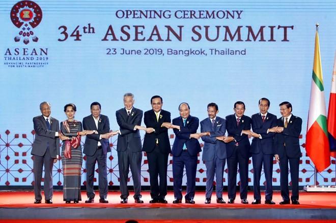 Vietnam impression at 34th ASEAN Summit - ảnh 1