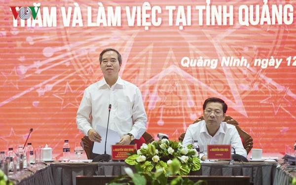 Quang Ninh province urged to seize opportunities to grow - ảnh 1
