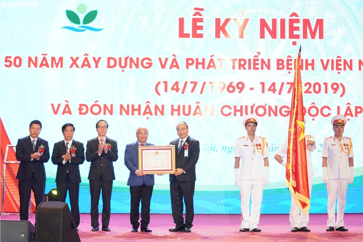 Vietnam National Hospital of Pediatrics asked to become a leading medical hub - ảnh 2