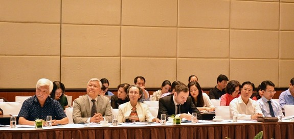 Seminar on Hanoi's development and integration - ảnh 1