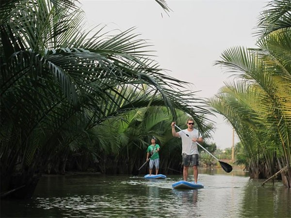 Clean up boat tours in Hoi An - ảnh 1
