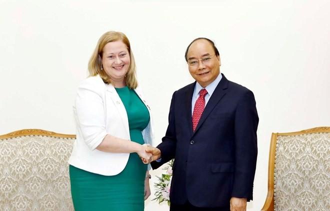 Vietnam treasures ties with Ireland: PM - ảnh 1