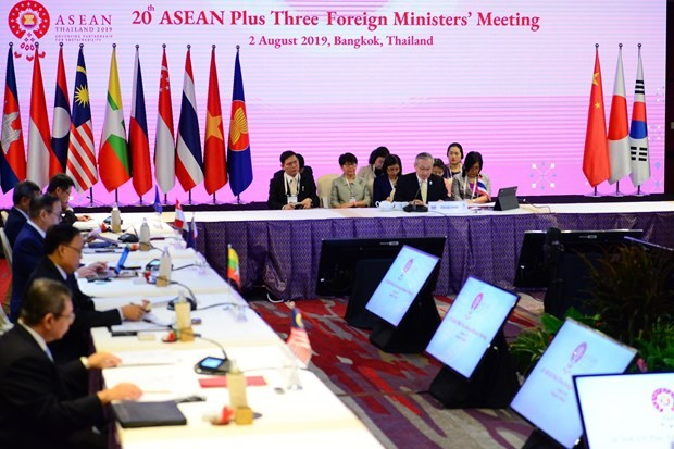 East Sea issue: Trust should not be eroded - ảnh 1