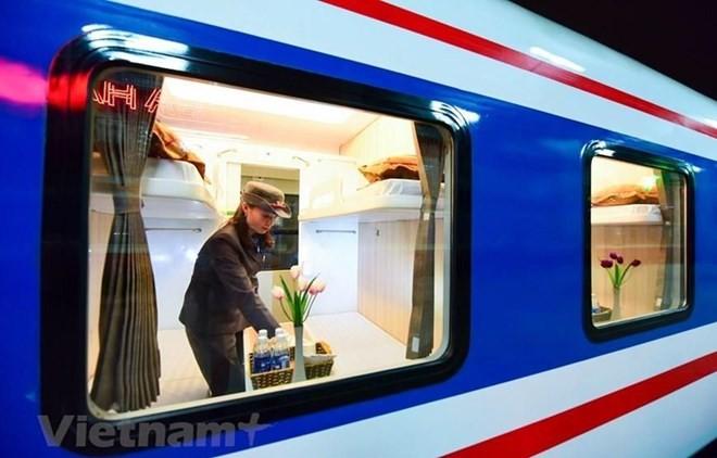 Hanoi Railway launches online payment service - ảnh 1