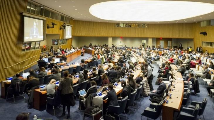 越南重申东盟努力缩小各成员国的发展差距 - ảnh 1